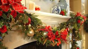 Frontgate Christmas Trees by How To Decorate Your Holiday Mantel Video Youtube