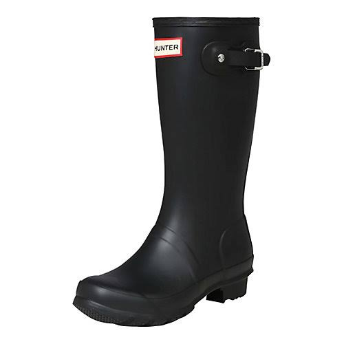 Hunter Kids Original Boots - Black