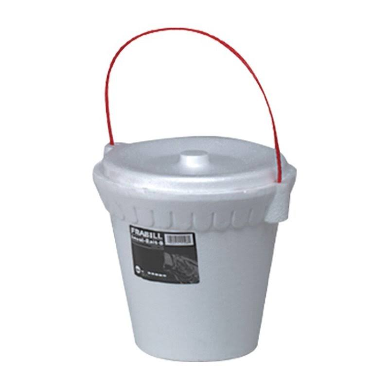 Frabill 8 qt. Foam Bucket