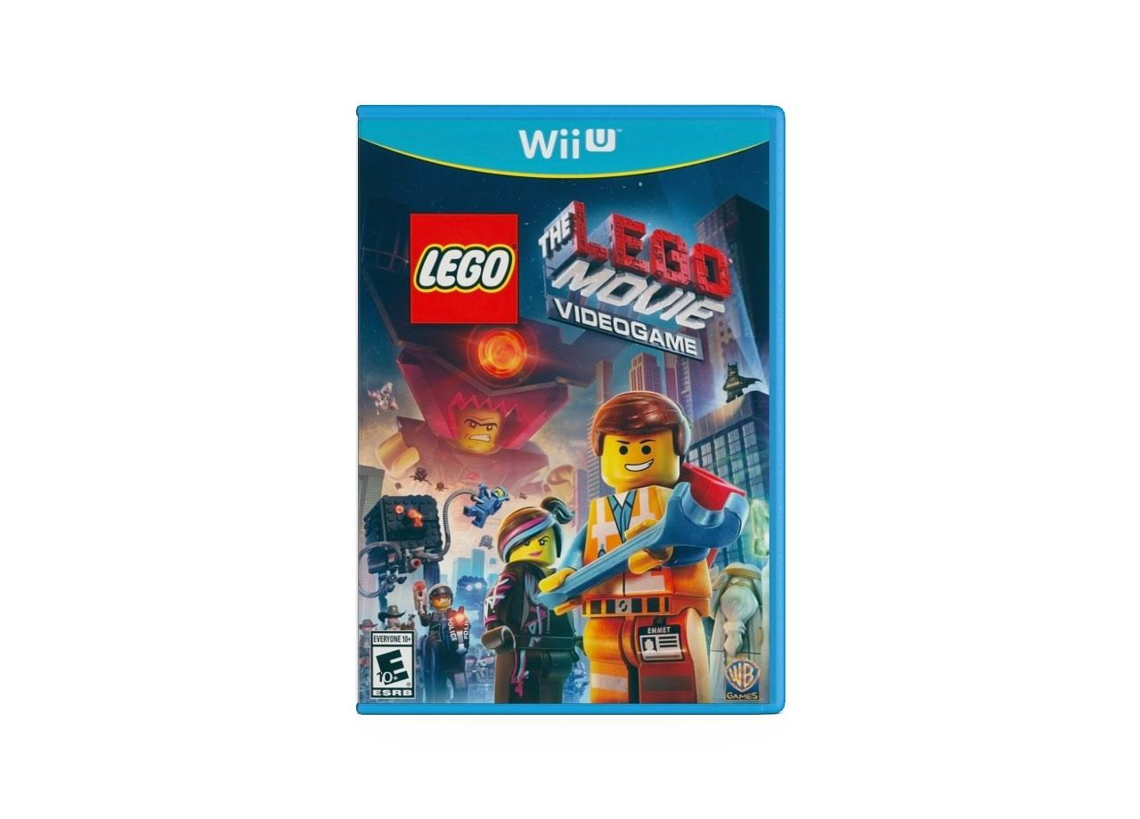 The LEGO Movie Videogame - Nintendo Wii U
