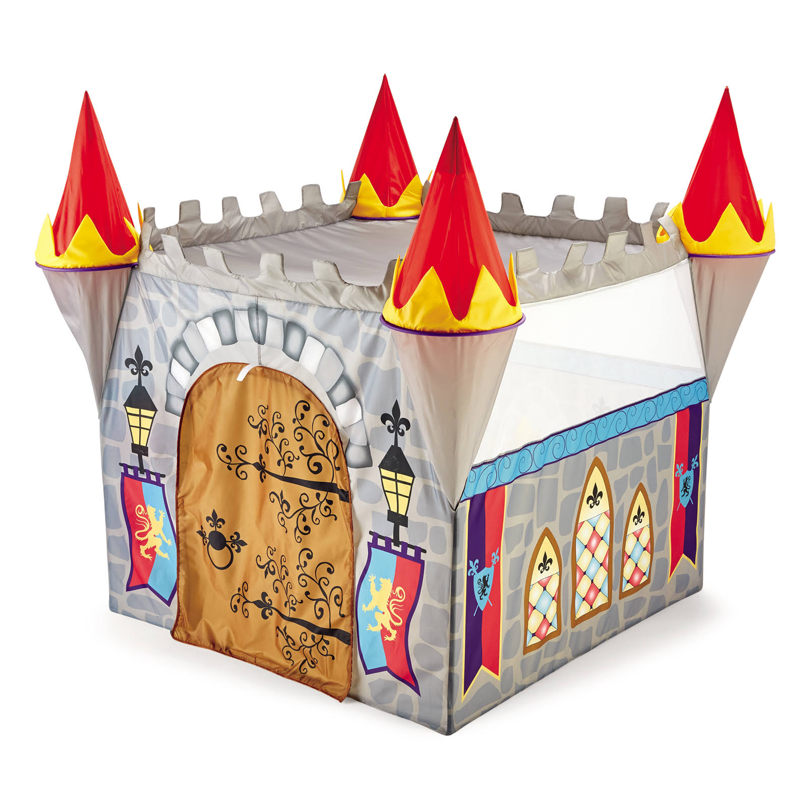 Kidoozie King Size Medieval Castle