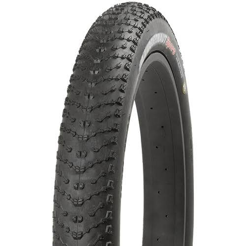 "Kenda Juggernaut Tire - 26""x4.5"", Steel Bead, Black"