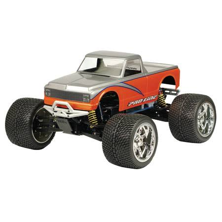 Pro-Line 320100 72 Chevy C10 Pick-Up Body Maxx/Savage/Revo