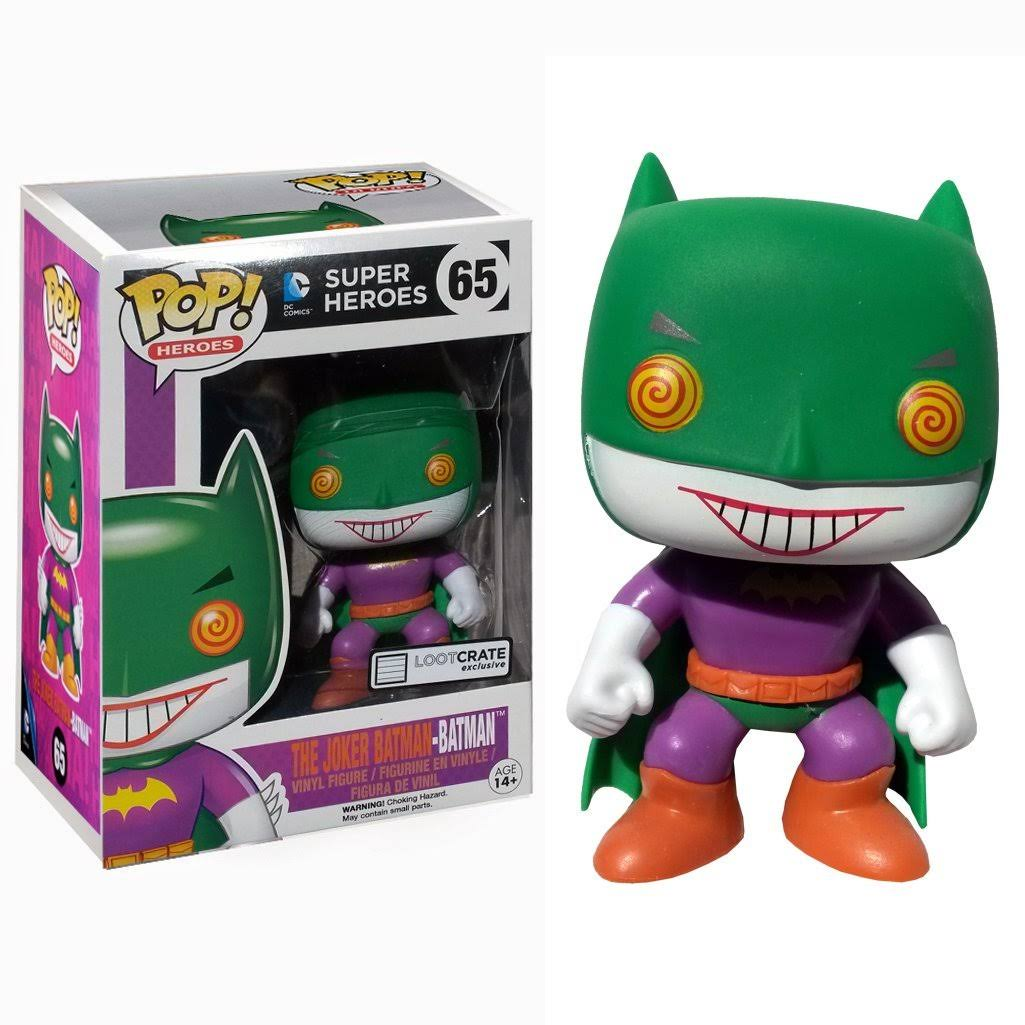 Funko Pop Heroes the Joker Batman Action Figure