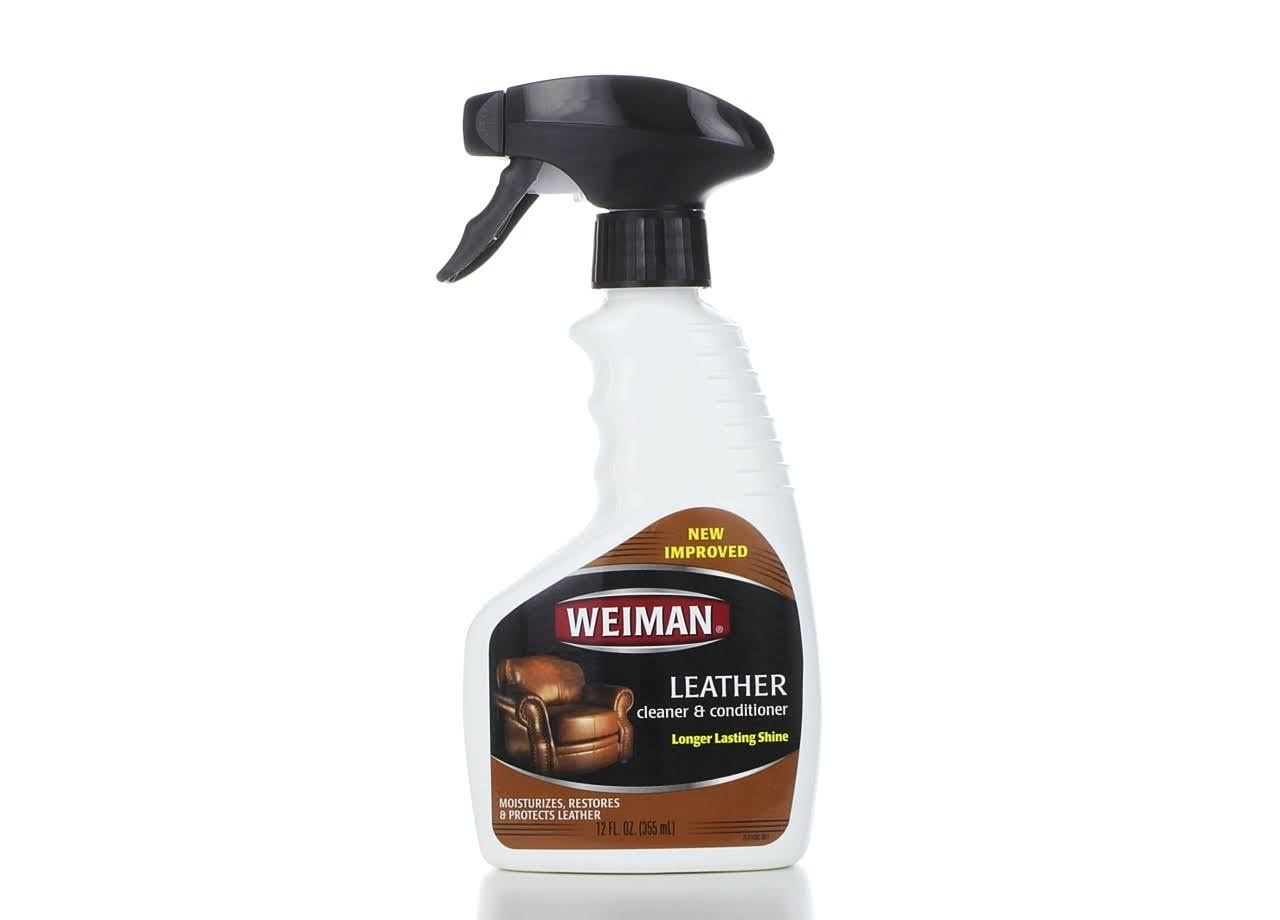 Weiman Leather Cleaner & Conditioner - 12 Oz