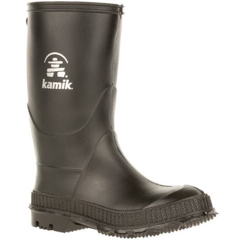 Kamik Kids Stomp Black