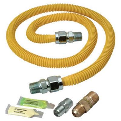 Brasscraft Universal Gas Installation Kit - 48""