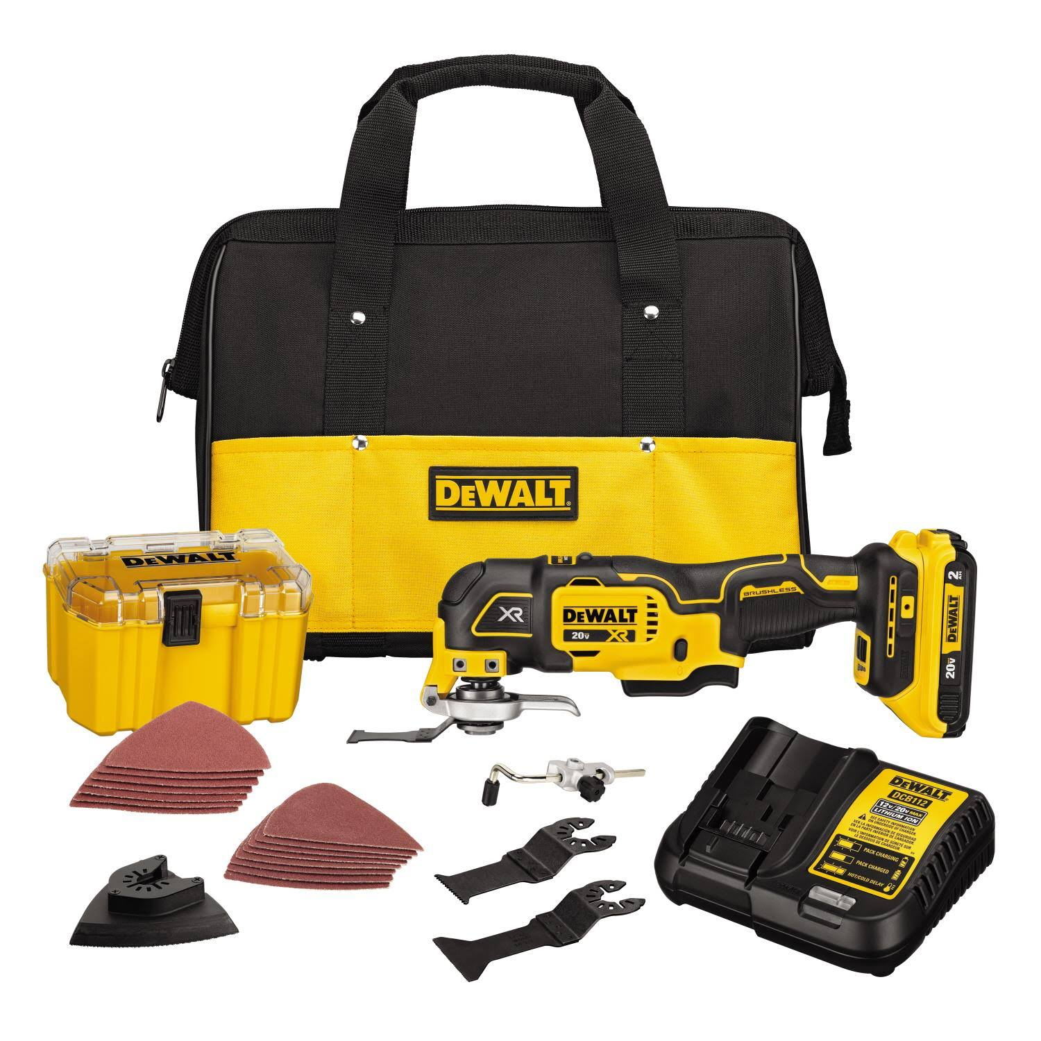 Dewalt DCS356D1 Tool Battery Kit