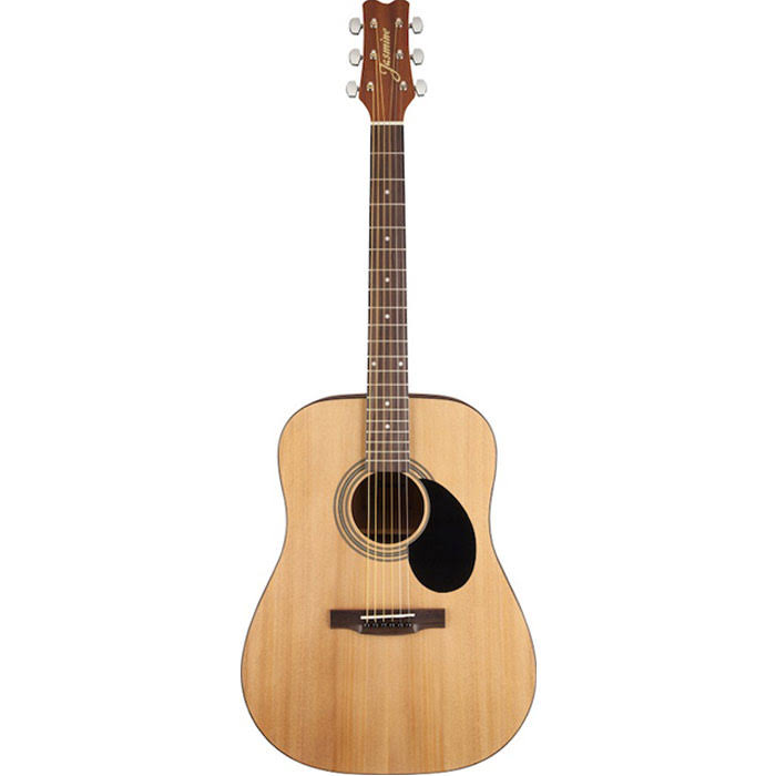 Jasmine S35 Dreadnought Acoustic Guitar - Satin Natural Finish