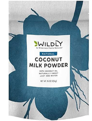 Wildly Organic Natural Coconut Milk Powder 16 oz
