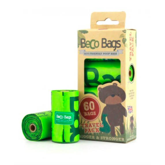 Beco Poop Bags 120 / Unscented
