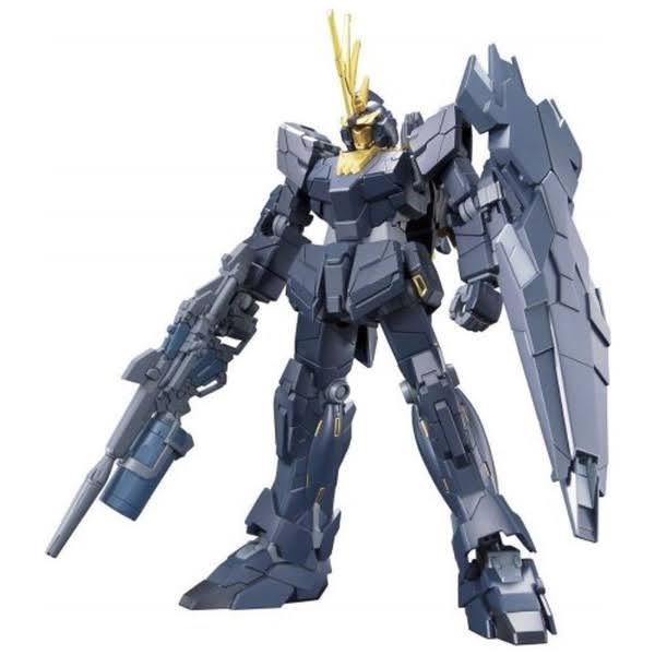 Bandai HG Unicorn 02 Banshee Norm Plastic Model Kit