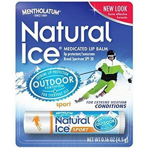 Natural Ice Sport Medicated Lip Balm - 4.5g
