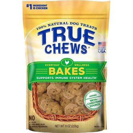 True Chews Everyday Wellness Adult Dog Treats - 8oz