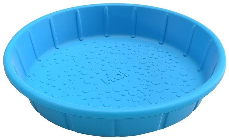 Gracious Living Wading Kiddie Pool, 3 ft Round