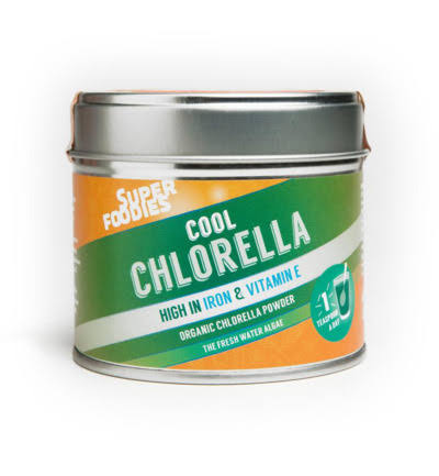 Superfoodies Organic Chlorella Powder - 75g