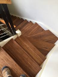 Amendoim Flooring Pros And Cons by Embelton Kakadu Coloured Bamboo Flooring U0026 Finished Off With Solid