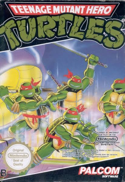 Teenage Mutant Ninja Turtles [Entertainment System Game]