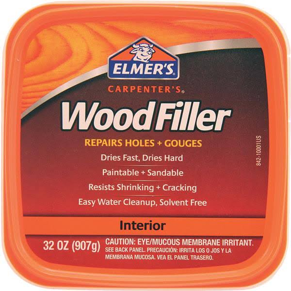 Elmer's Carpenter's Wood Filler - 1 Quart
