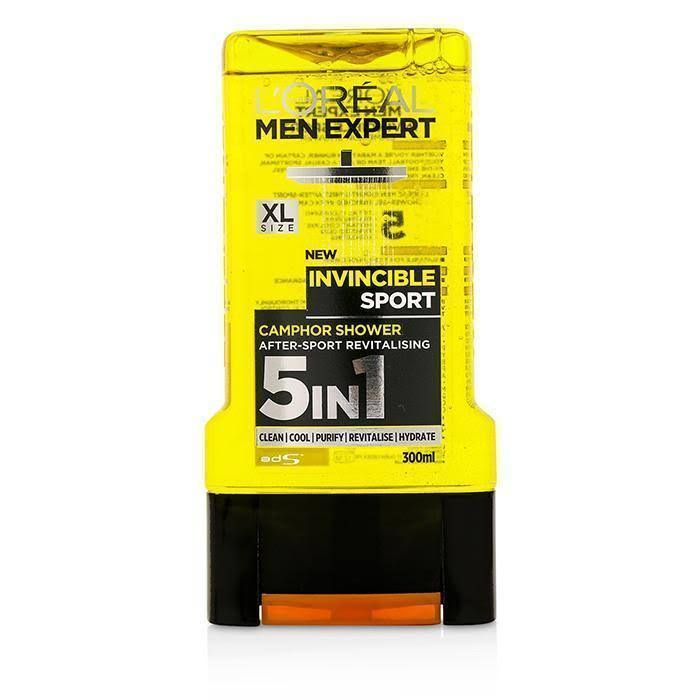 L'Oreal Men Expert Invincible Sport Shower Gel - 300ml