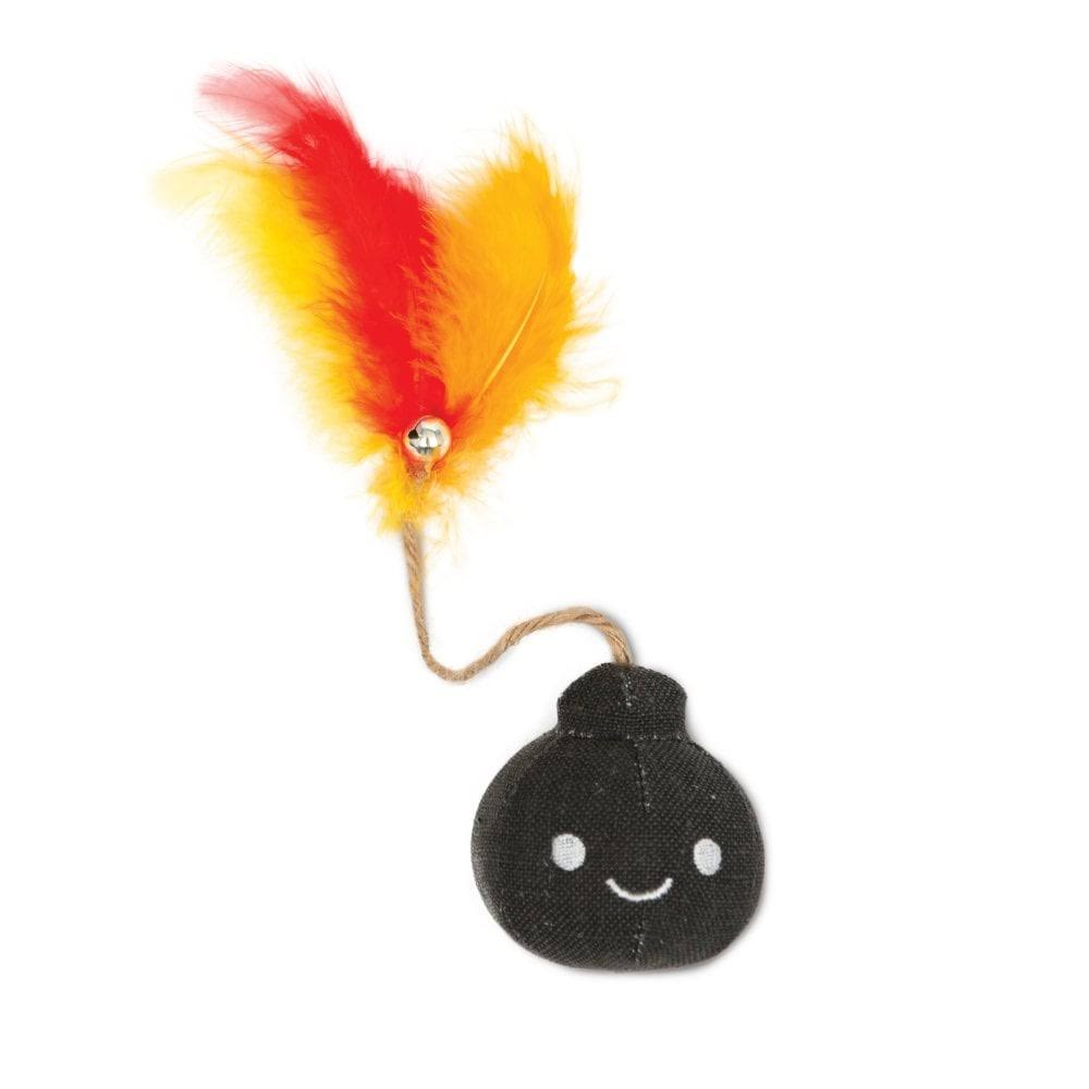 Catit Play Pirates Bomb Catnip Cat Toy