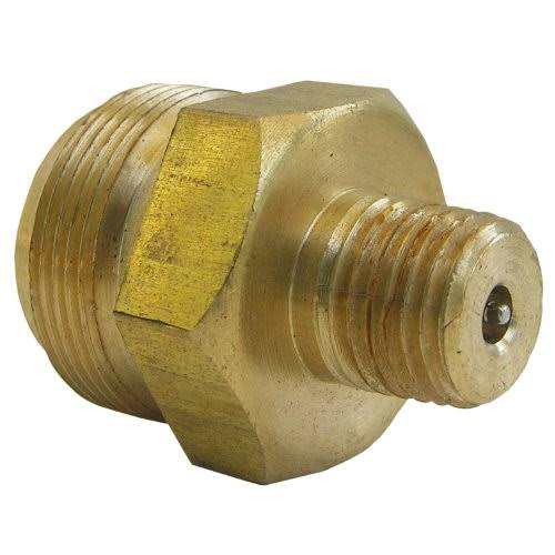 Best Tools Direct Lasco 1/4 LP Gas Fitting (Brass) 17-5407