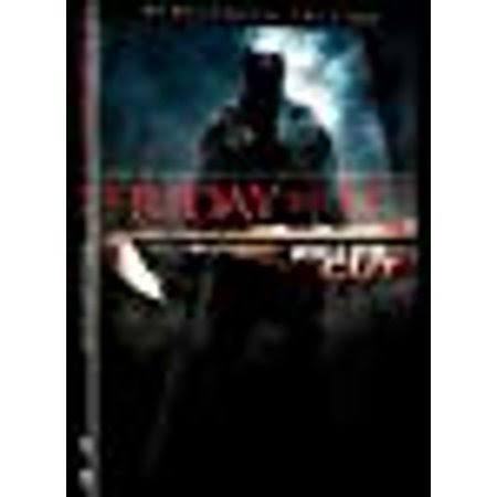 Friday the 13th Killer Cut Widescreen Edition DVD