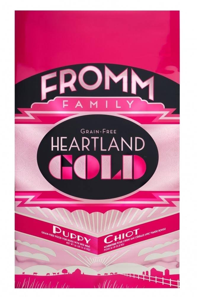 Fromm Heartland Gold Puppy Grain-Free Puppy Food - Beef, Pork & Lamb