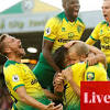 FULL TIME: Norwich City 3-2 Manchester City