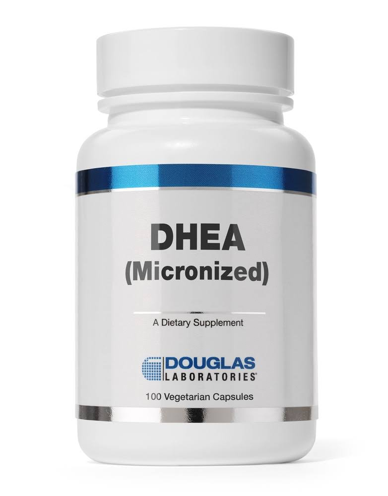 Douglas Laboratories DHEA 50 mg - 100 Capsules