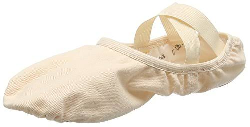 So Danca Sd16, Adult Canvas Split Sole Bliss Ballet Shoe