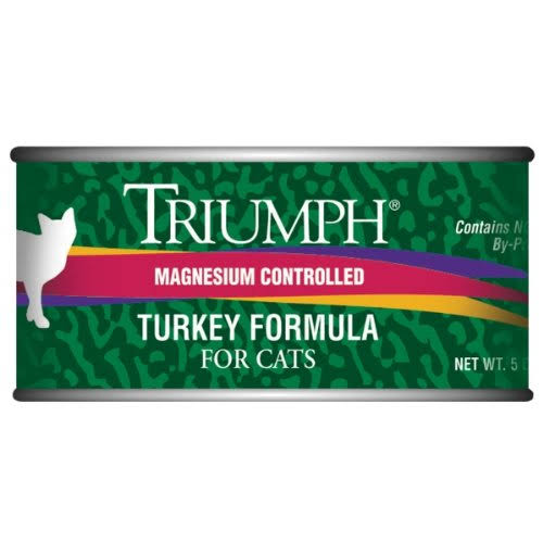 Triumph Cat Food - Turkey, 5.5oz