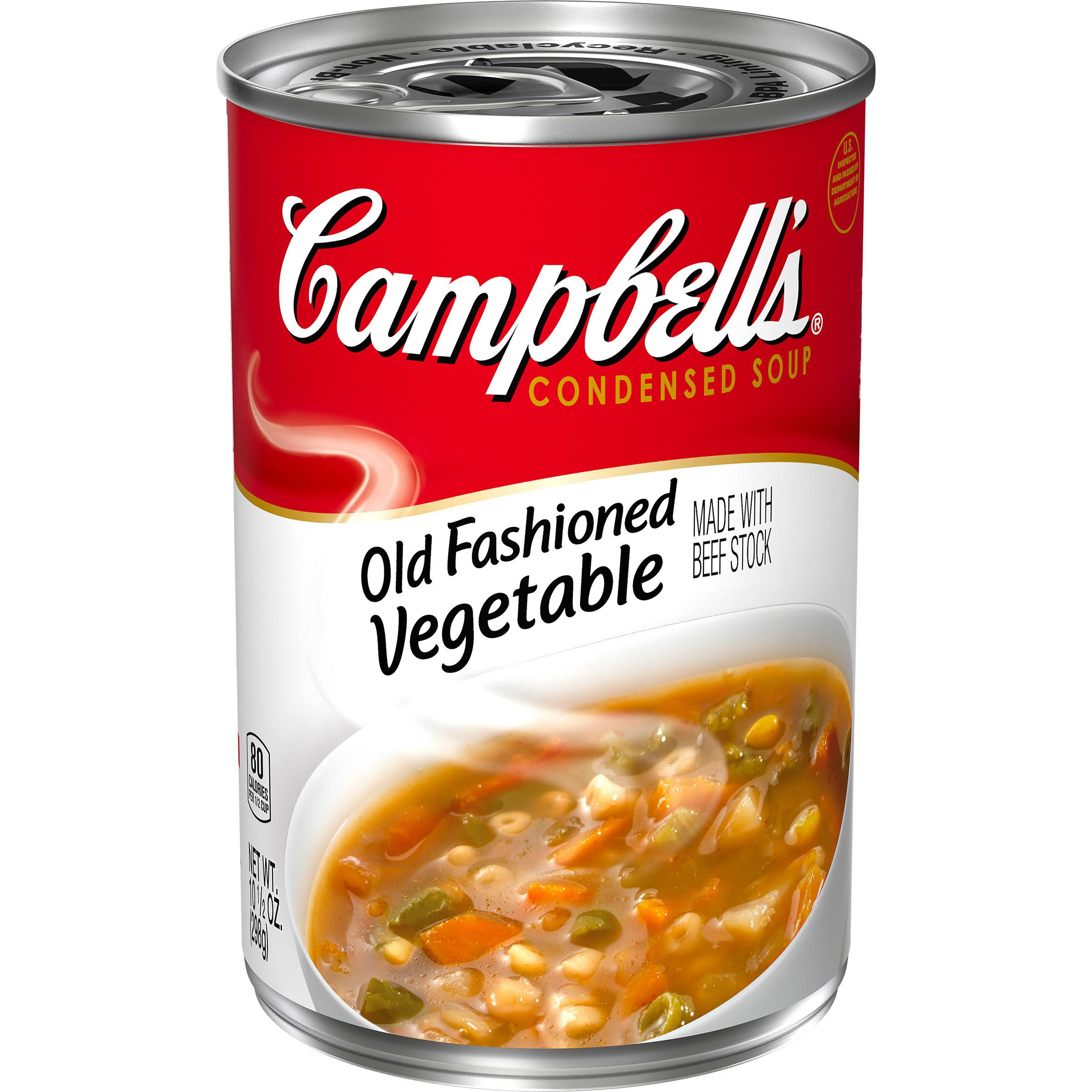 Campbell's Old Fashioned Vegetable Condensed Soup - 10.5oz