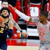 Foot injury sidelines Michigan Wolverines senior Isaiah Livers ...
