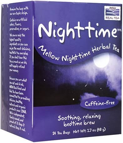Nighttime Herbal Tea - 48g, 24 Tea Bags