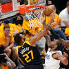 Donovan Mitchell scores 45, rallies Jazz past the Clippers
