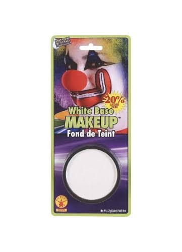 Rubies Base Makeup - White