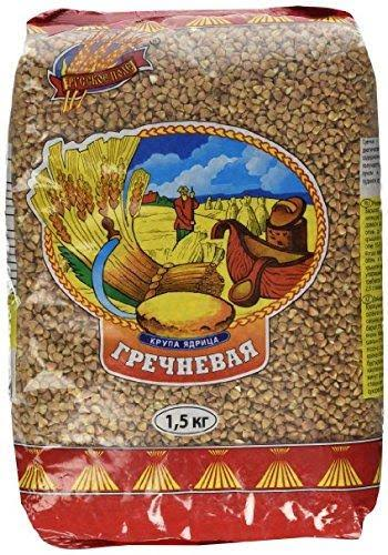 Russkoe Pole Buckwheat Groats - 53oz