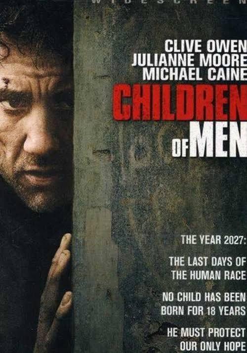 Children of Men - DVD