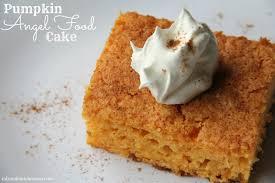 Cake Mix And Pumpkin by Pumpkin Angel Food Cake Mix And Match Mama