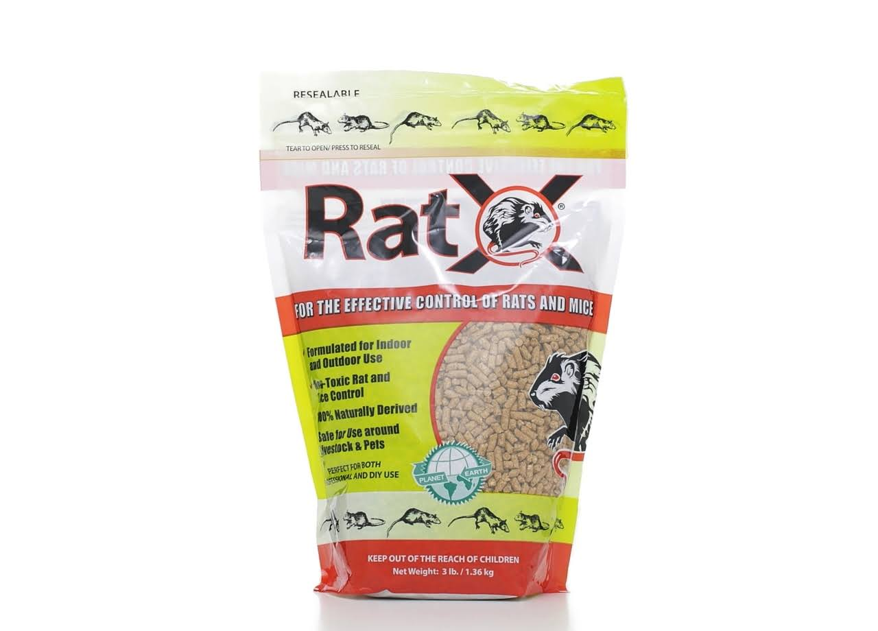 Ratx Rat Bait 3 Pound