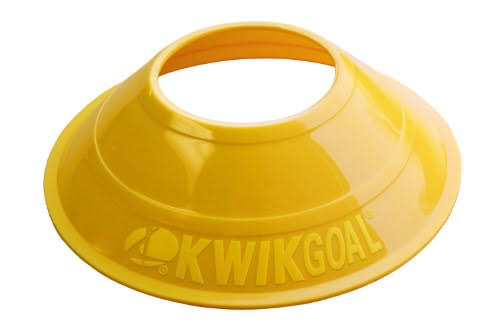 Kwik Goal Cone - Yellow