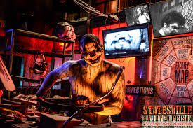Halloween City East Peoria Il by Statesville Haunted Prison And City Of The Dead Haunted