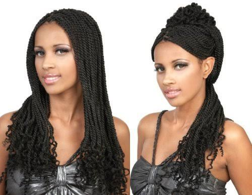 Motown Tress Afro Marley Braid(kanekalon) Colour 2(Drakest Brown)