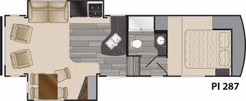 5th Wheel Toy Hauler Floor Plans by New Or Used Fifth Wheel Campers For Sale Camping World Rv Sales