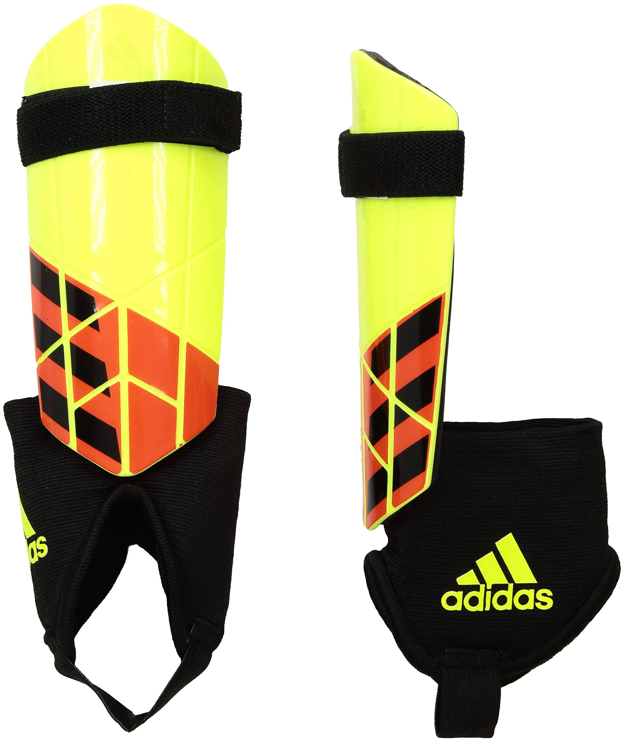 Adidas Youth x Shin Guards Yellow / Small