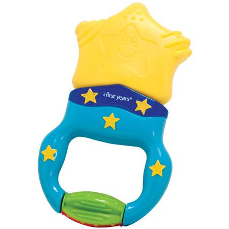 The First Years Massaging Action Teether, 6M+