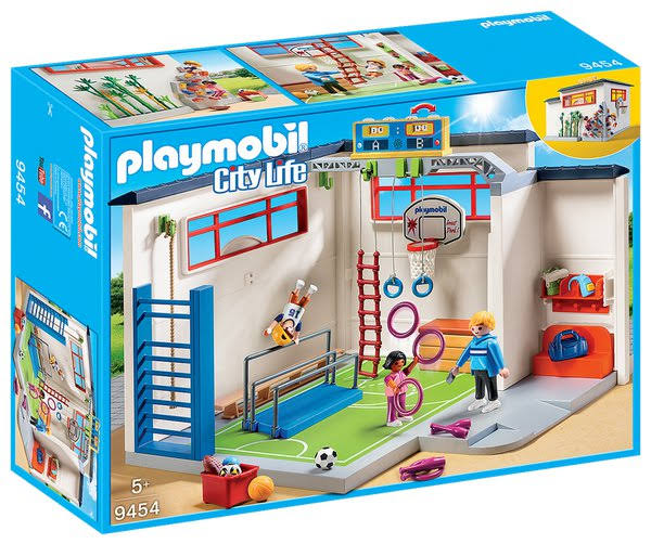 Playmobil 9454 Gym