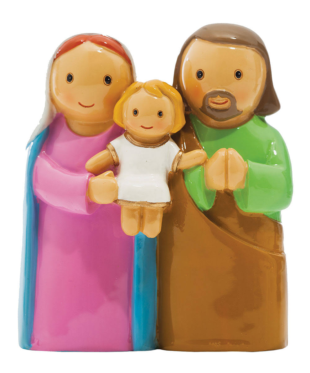 Little Drops of Water - Holy Family Figurine
