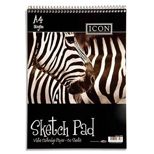 Icon Sketch Pad - A4